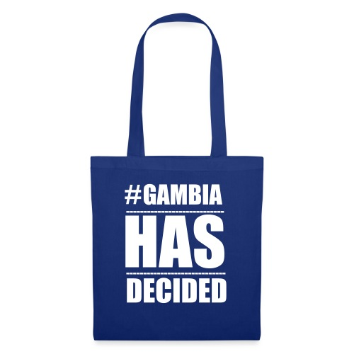 GAMBIA_HAS_DECIDED - Tote Bag
