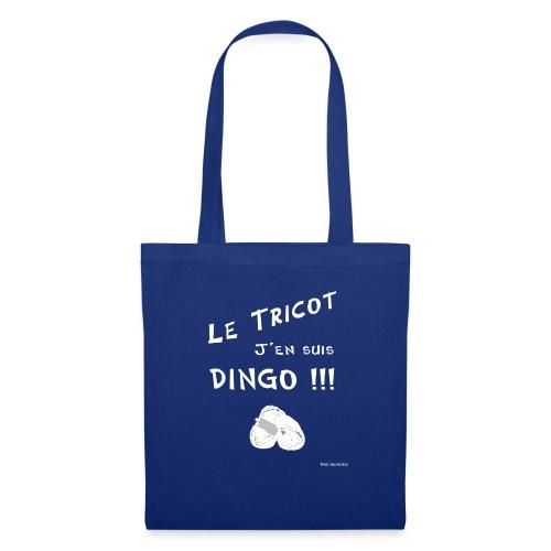 Tricot dingo - Tote Bag