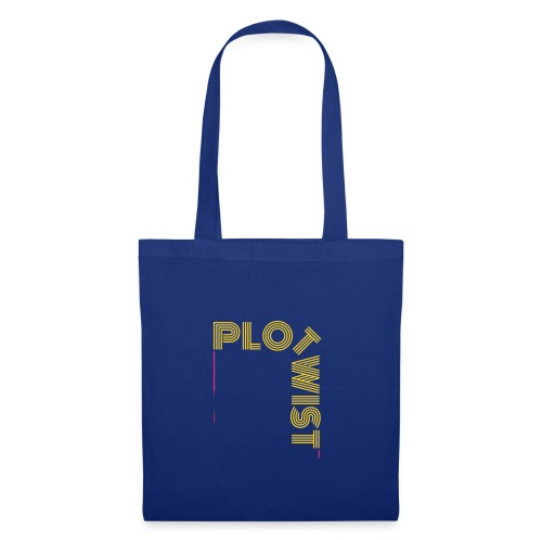 PLOT TWIST T-SHIRT - Bolsa de tela