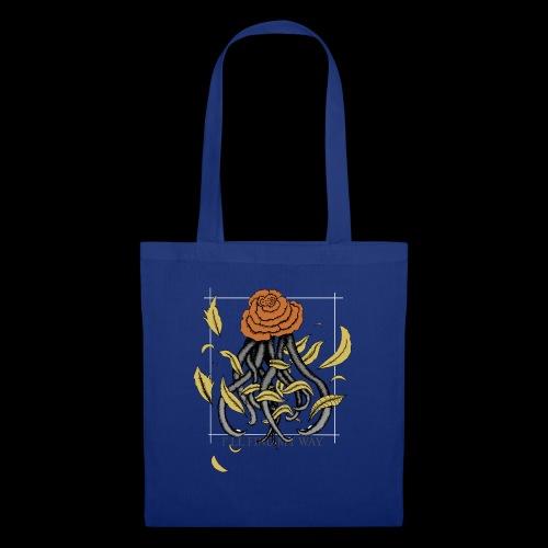 Rose octopus - Tote Bag