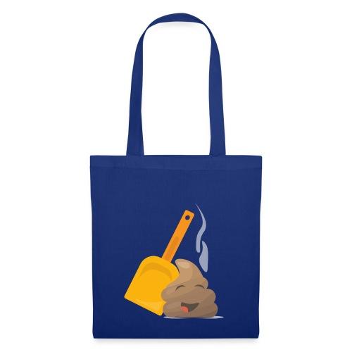 Funny Poop Emoji - Tote Bag