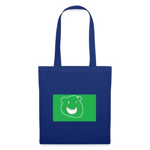 JakeJ Green bear Merchandise - Tygväska