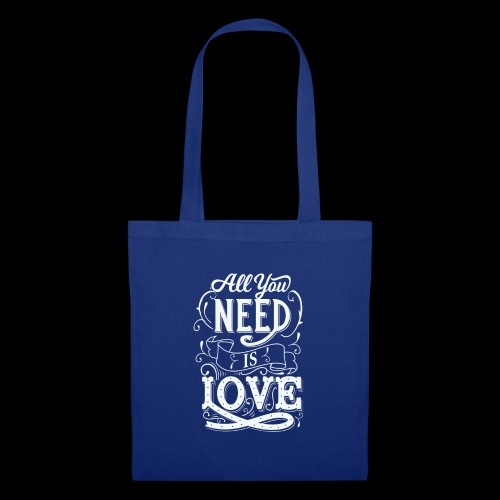All You Need Is Love - Stoffbeutel