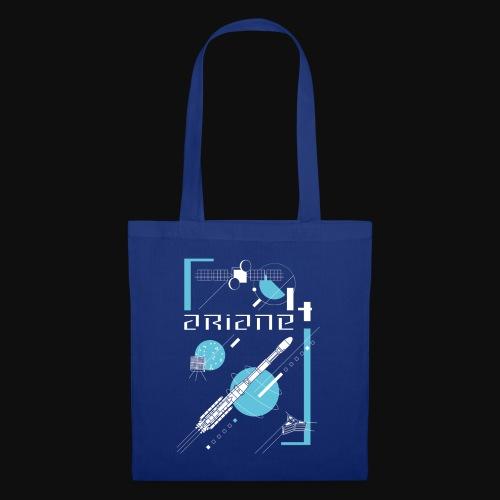 ARIANE 4 - how it works - Tote Bag