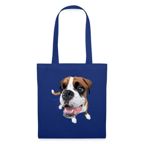 Boxer Rex dog - Tote Bag