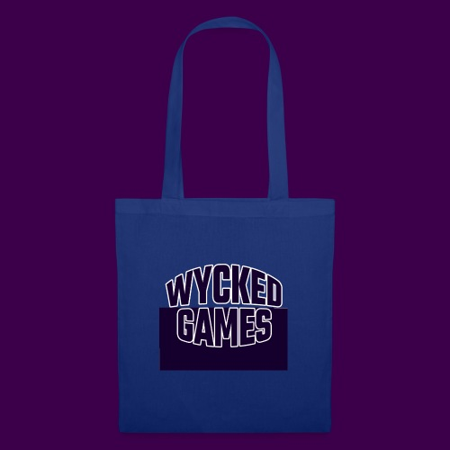 Wycked Games Logo - Tote Bag