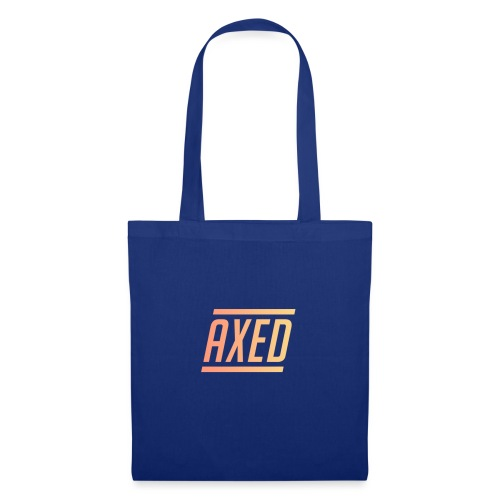Original Axed Logo Design - Tote Bag