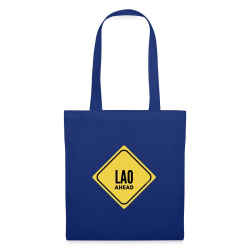 Attention, un(e) laotien(ne) devant !!! - Tote Bag