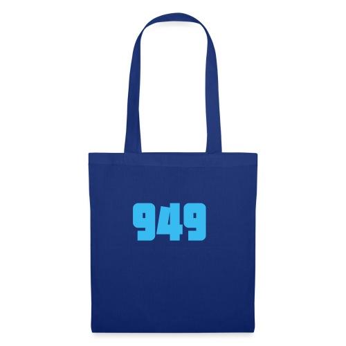 949blue - Stoffbeutel