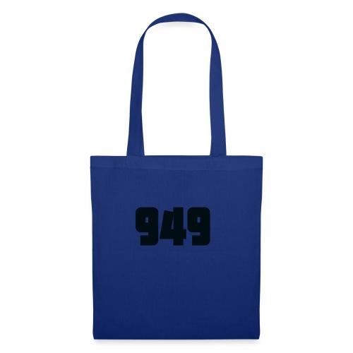 949black - Stoffbeutel
