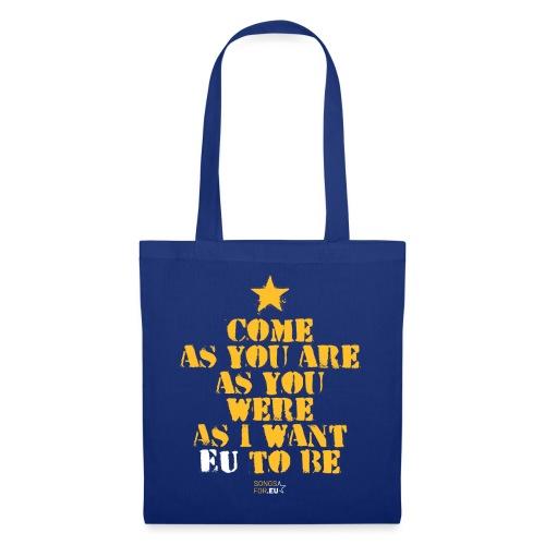 Come as EU are   SongsFor.EU - Tote Bag