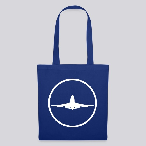 IVAO (White Symbol) - Tote Bag