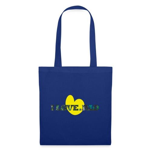 ILOVE.RIO TROPICAL N°1 - Tote Bag