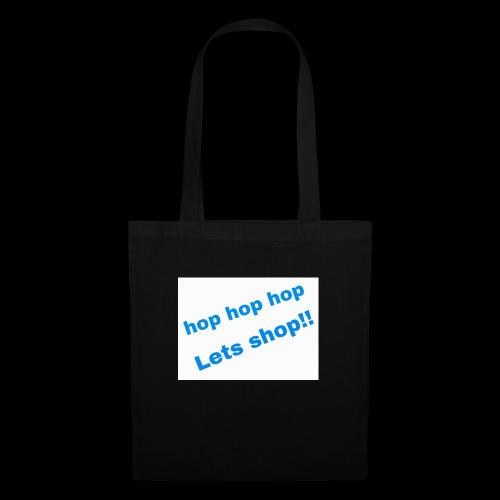 Een heerlijke en ruime tas - Tas van stof