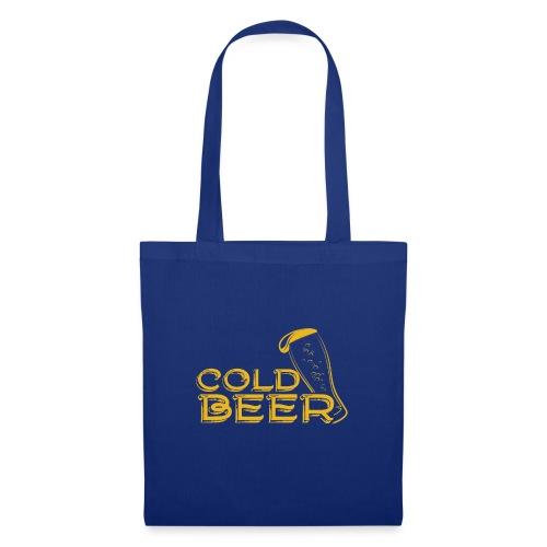 Cold Beer - Stoffbeutel