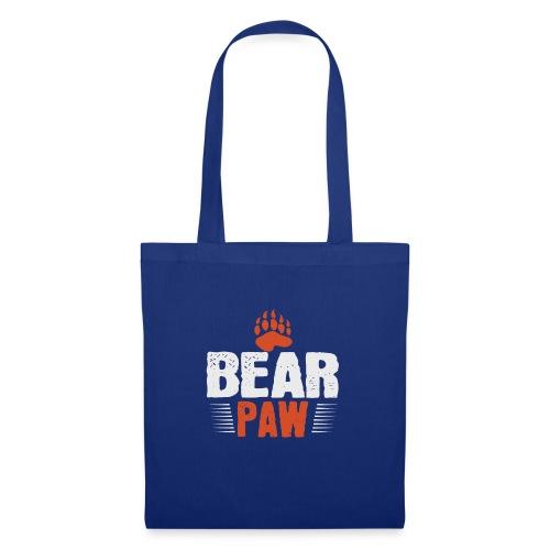 Bear paw - Tas van stof