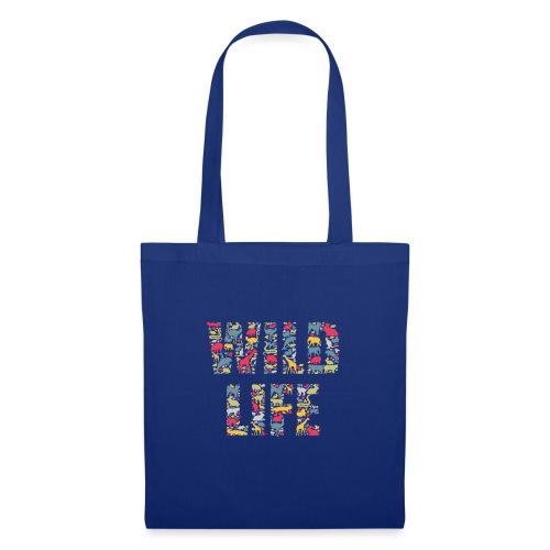 Wild Life - Stoffbeutel