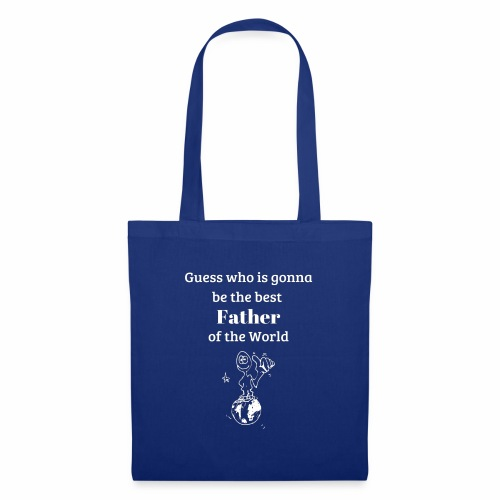 Father's day gift new dads - Tote Bag