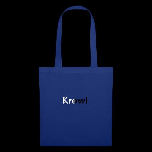 Krowl 1st Yin & Yang Design - Tote Bag