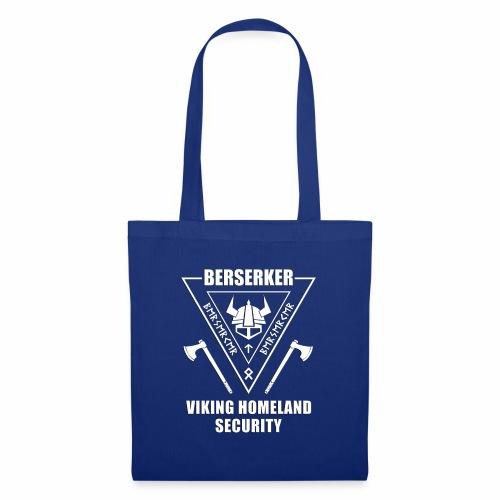 berserker viking homeland security - Bolsa de tela