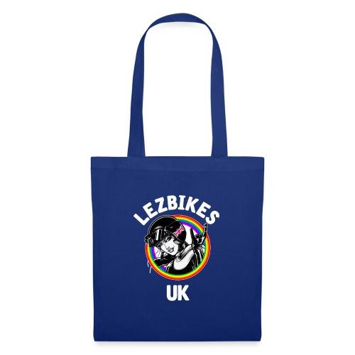 Lezbikes Logo - Tote Bag