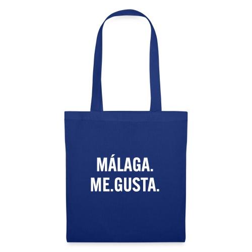 Malaga Me Gusta - Tas van stof