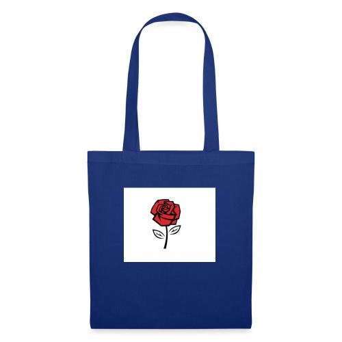 Rosen T-shirt - Stoffbeutel