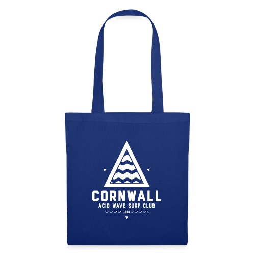 Cornwall Acid Wave Surf Club - Tote Bag