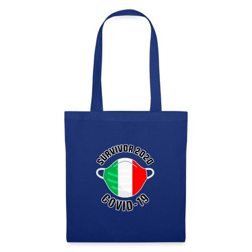 survivor covid 19 italia - Bolsa de tela