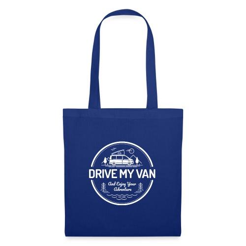 DMV LOGO WHITE - Tote Bag