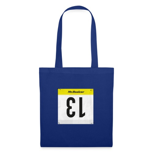 Race Number 13 - Tote Bag