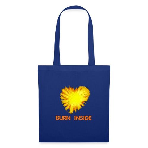 Burn inside - Borsa di stoffa