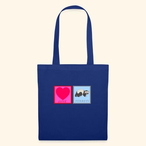 Love Ferrets - Tote Bag
