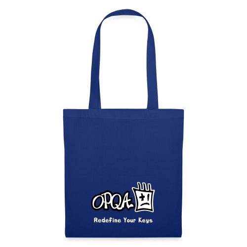 Logo OPQA - Bolsa de tela