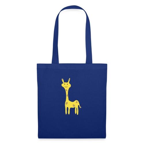 Kinder Comic - Giraffe - Stoffbeutel