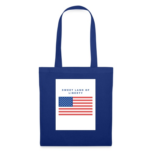 drapeau usa - Tote Bag