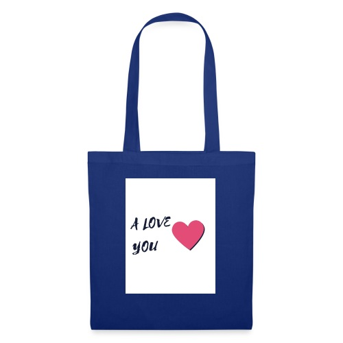 A LOVE YOU 2 - Tote Bag