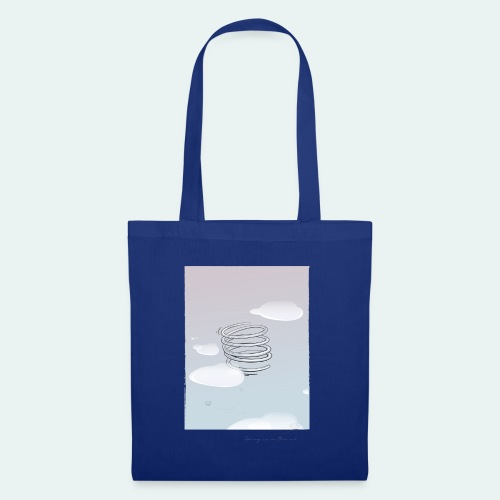 Spring is in the air 02 - Tote Bag