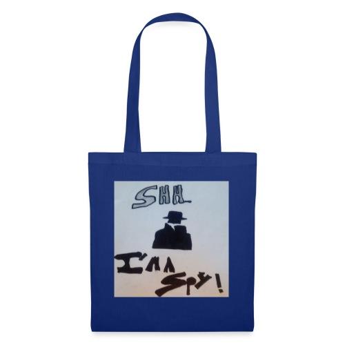 Shhhhhhh... Im a spy - Tote Bag