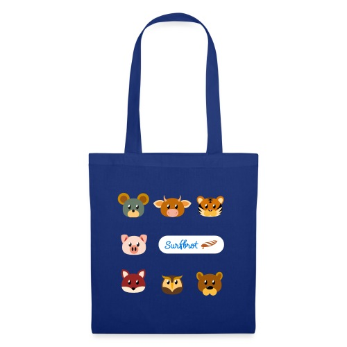 Surfbrot Serie 1 - Tote Bag