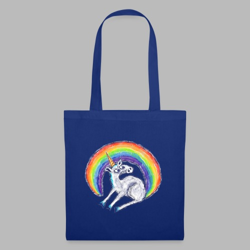 Reluctant Rainbow - Tote Bag