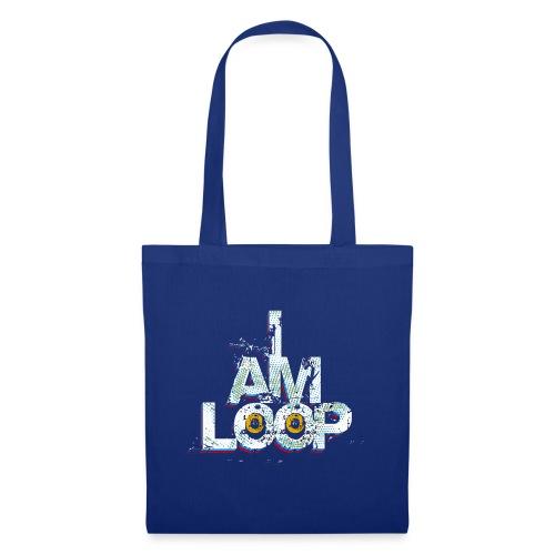 I AM LOOP - Stoffbeutel