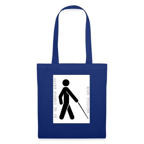 Blind T-Shirt - Tote Bag