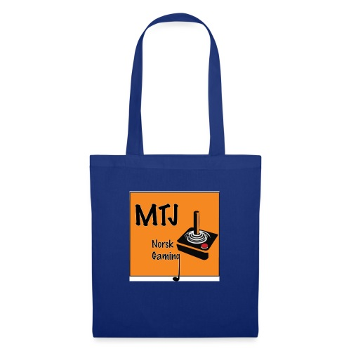 Mtj Logo - Stoffveske