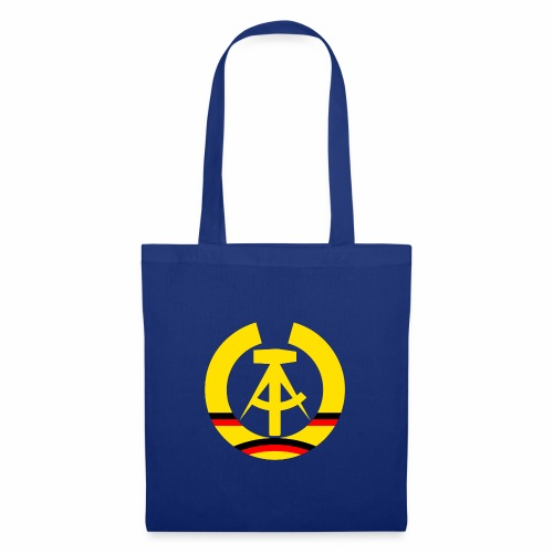 DDR coat of arms stylized (single) - Tote Bag