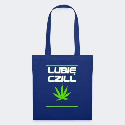 Męska Koszulka Premium Czill - Torba materiałowa