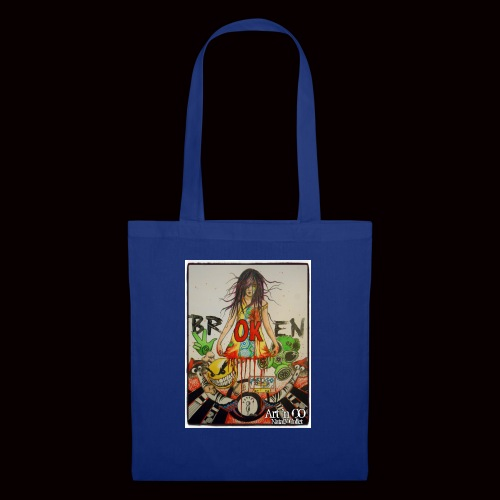 BrOKen - Tote Bag