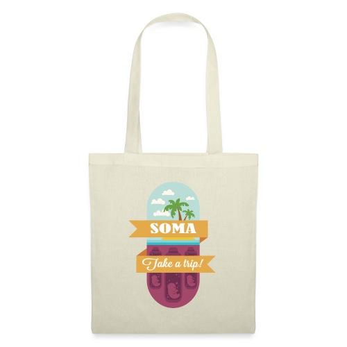 Soma - Il mondo nuovo - Aldous Huxley - Borsa di stoffa