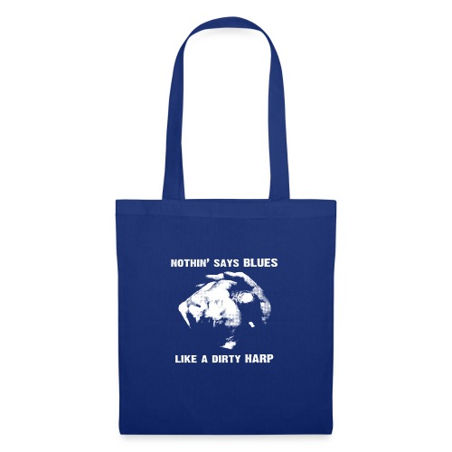 Nothin' Say Blues Like a Dirty Harp #1 - Tote Bag