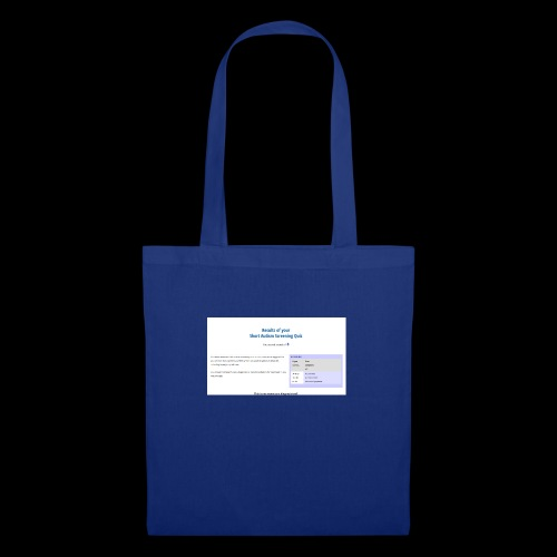 Fin den there - Tote Bag
